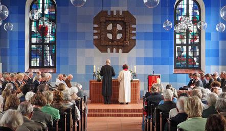 Evangelische Kirche Wedel