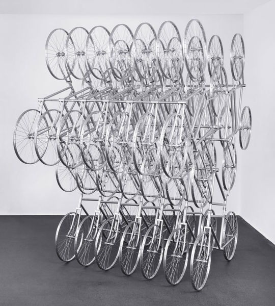 Ai Weiwei, Forever, 2013 – Courtesy Studio Artist - Copyright: Courtesy Studio Artist