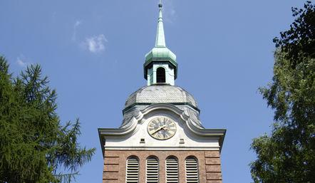 Lutherkirche Bahrenfeld