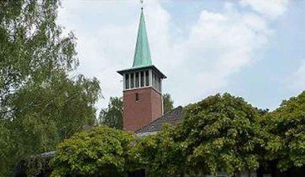 Kirche Harksheide