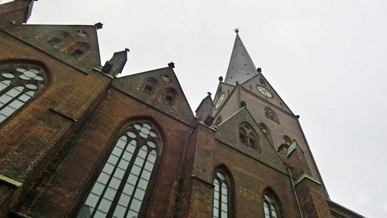 Violine und Orgel im Gottesdienst