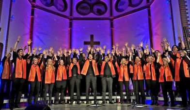 Happy Gospel Singers - Copyright: Maik Mandelkow