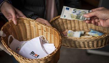 1,46 Millionen Euro für Brot für die Welt