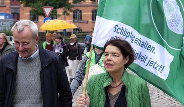 Kirche im Klimastreik