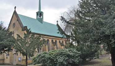 Osterkirche in Eilbek - Copyright: © Dirtsc, CC BY-SA 3.0