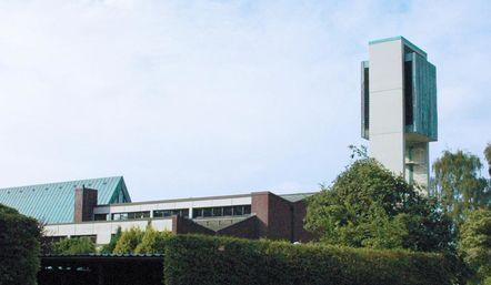 Verheißungskirche Niendorf