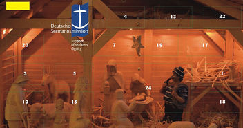 Der Maritime Adventskalender der Seemannsmission - Copyright: © Deutsche Seemannsmission