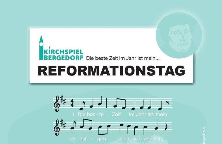 Hamburg Reformationstag