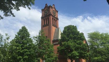 Ev. Kirche Hamburg