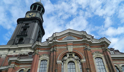 Hauptkirche St. Michaelis - Copyright: © Creative Commons, CC-BY-SA-3.0, TuscanyFirenze01