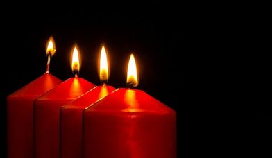 4 Kerzen zum Advent - Copyright: SRT