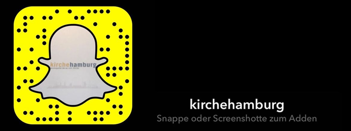 snapchat kirchehamburg - Copyright: kirchehamburg