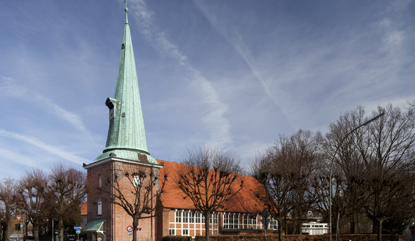 St. Johannis-Kirche - Copyright: Nico Peters
