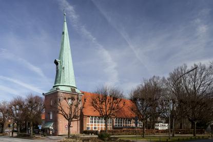 Hamburg Kirche