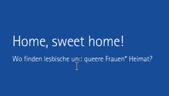 home sweet home - Copyright: Bad Boll