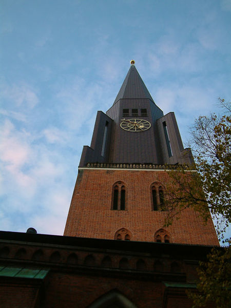 Kirche Mönckebergstraße
