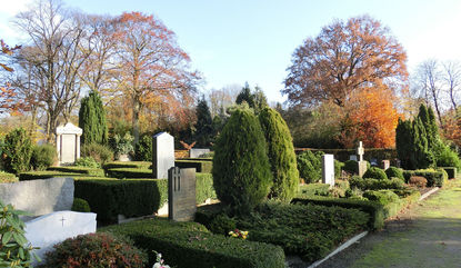 Friedhof Billwerder - Copyright: klatt