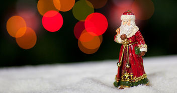 Weihnachtsmannfigur - Copyright: © Creative Commons