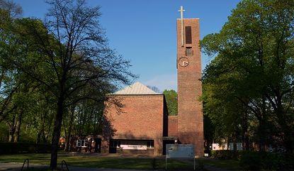 Ansgar Kirche Langenhorn