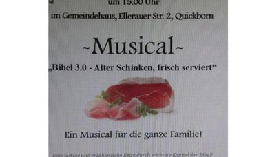 Musical - Copyright: Kirchengemeinde Quickborn-Hasloh