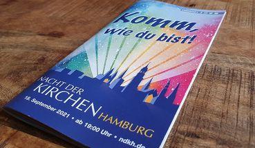 Live-Podcast in der Literaturkirche