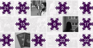 Screenshot Adventskalender - Copyright: Claudia Ebeling