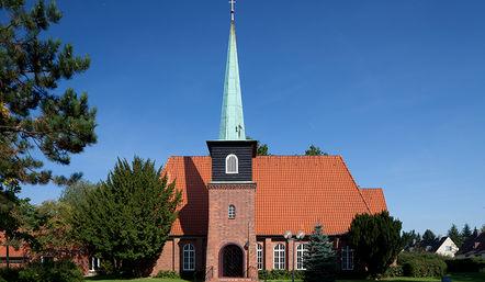 Kirche Barsbüttel