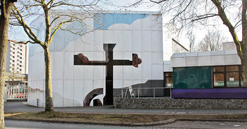 Evangelisches Gemeindezentrum in Mümmelmannsberg - Copyright: © Creative Commons
