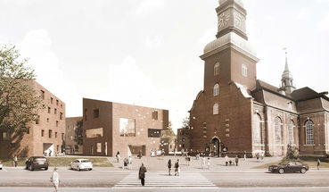 Kirchenkreis baut neues Quartier