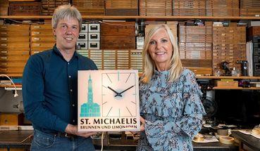 Michel-Uhr von Jan Fedder wird versteigert