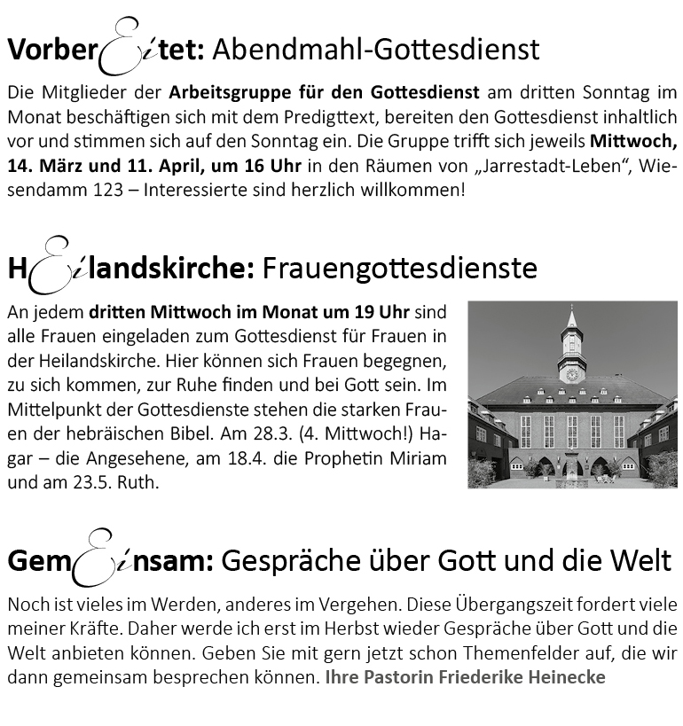 Epiphaniengemeinde Hamburg