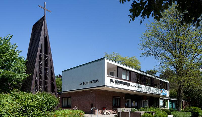 Kirche Barmbek