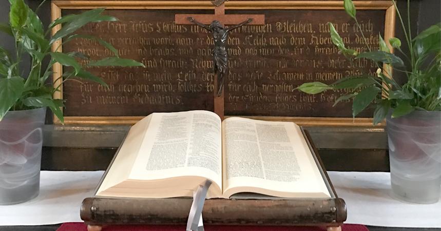 Alter Bibel