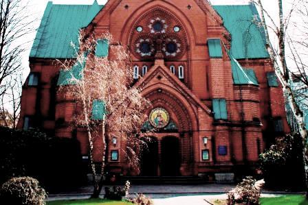 Kirche Ottensen