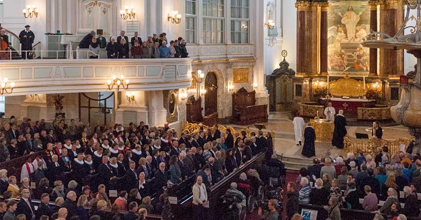 Nordkirche Hamburg